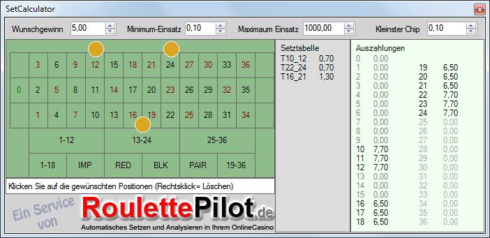 casino roulette online free berechnung nettoerlös